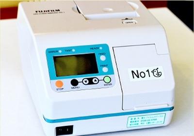 高濃度ウイルス検出装置(インフルエンザ測定器)